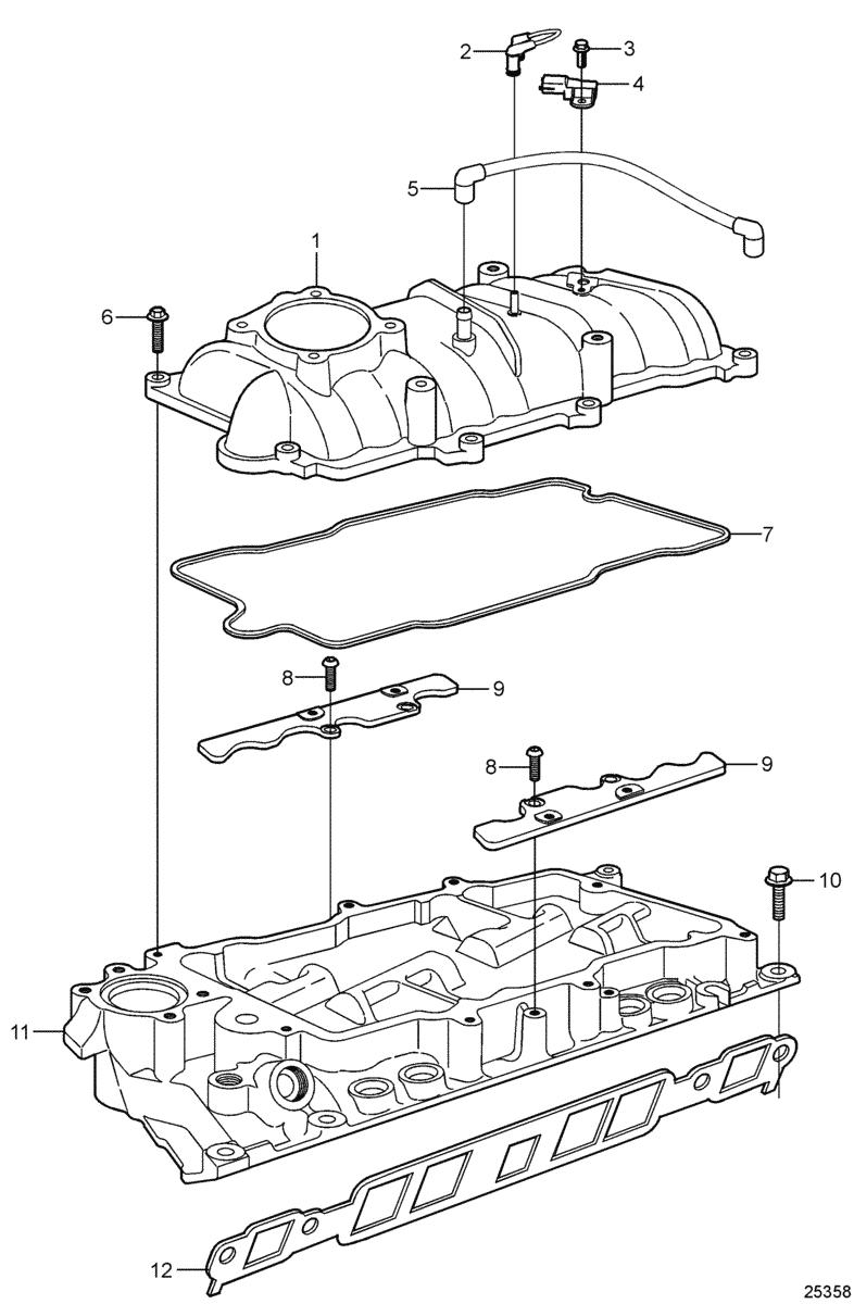 moteurs volvo penta moteurs marins essence 5 7gi 300 r 5 7gxi 320 r. Black Bedroom Furniture Sets. Home Design Ideas