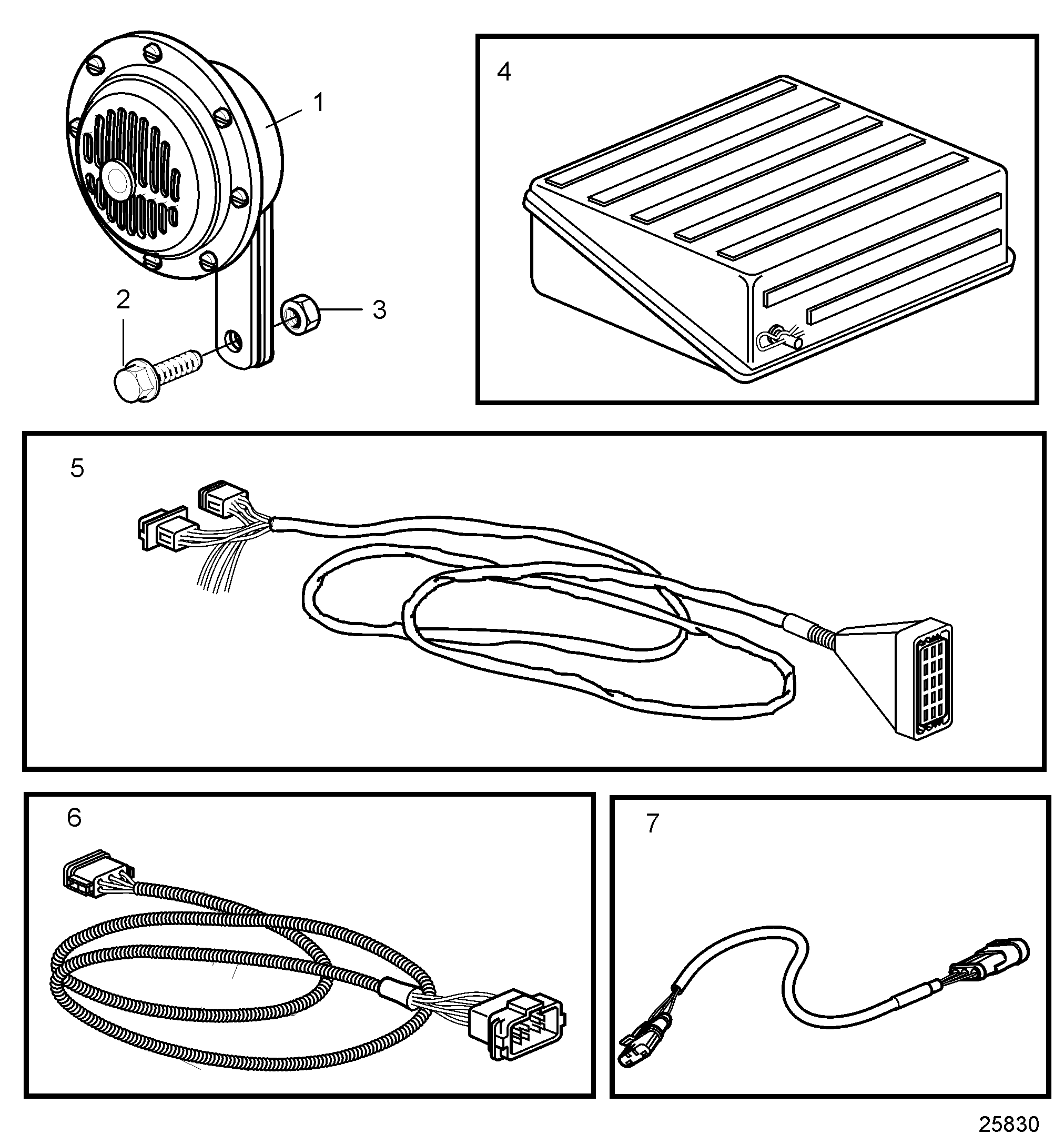Electrical Materials, Extension Cables