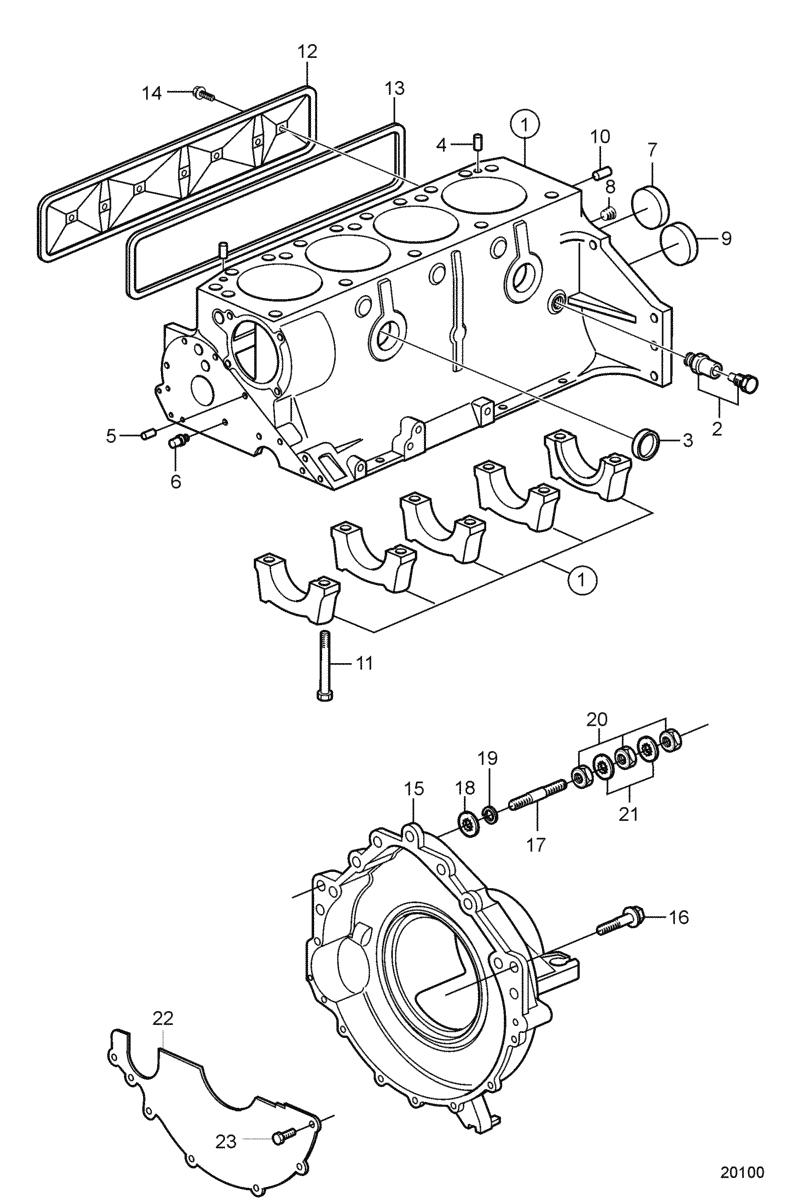 moteurs volvo penta moteurs marins essence 3 0glp d. Black Bedroom Furniture Sets. Home Design Ideas