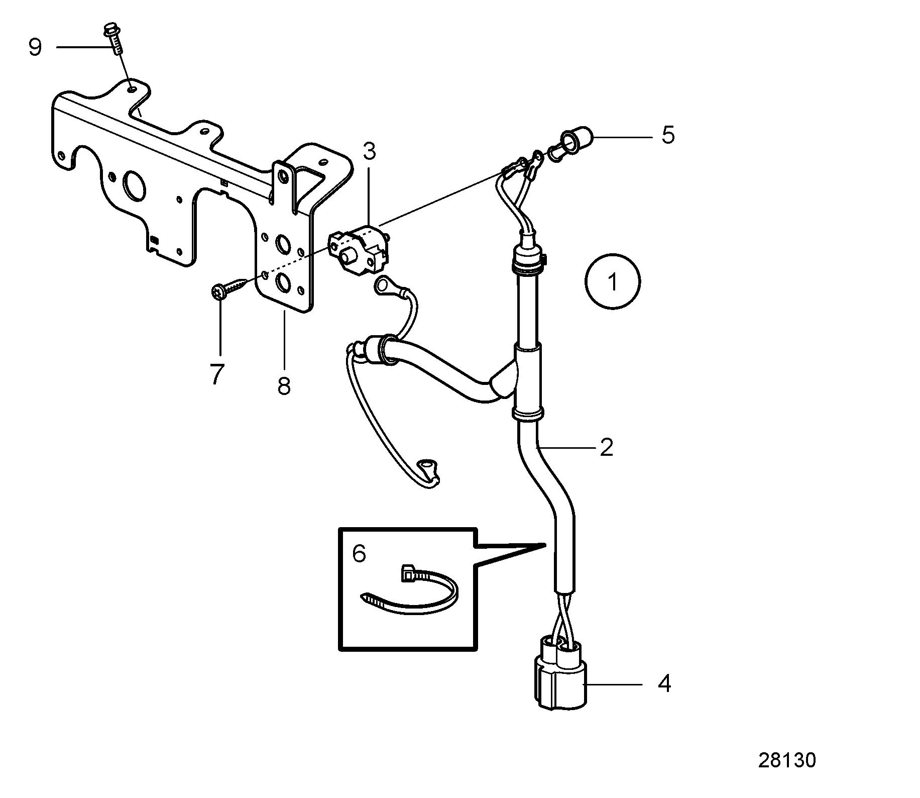 schema elettrico trim volvo penta  u2013 idee immagine auto