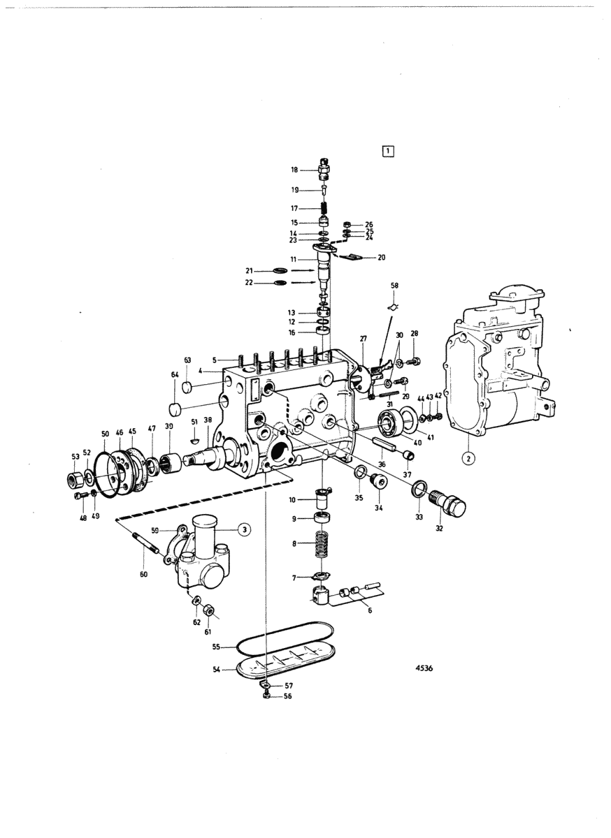 moteurs volvo penta moteurs marins diesel tamd60a tamd60b. Black Bedroom Furniture Sets. Home Design Ideas