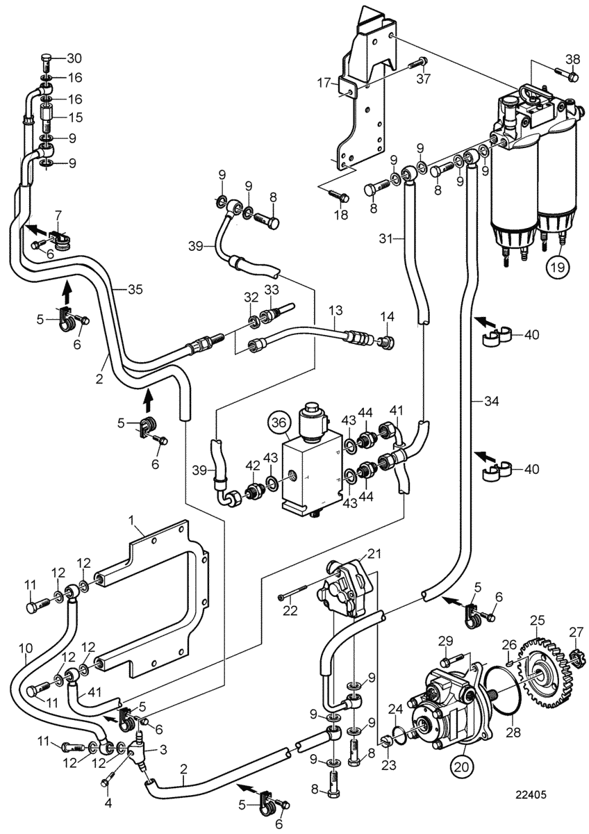 Fuel System, Classifiable SN-1009194542