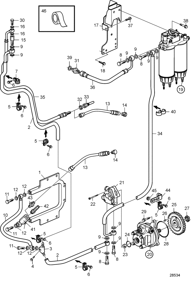 Fuel System, Classifiable SN1009194543-