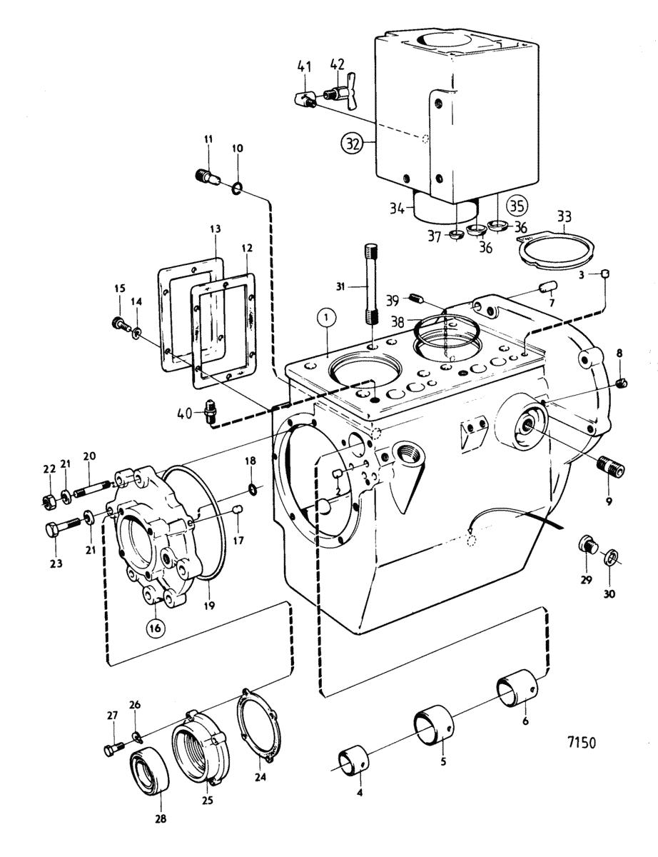 moteurs volvo penta moteur bloc cylindres b. Black Bedroom Furniture Sets. Home Design Ideas