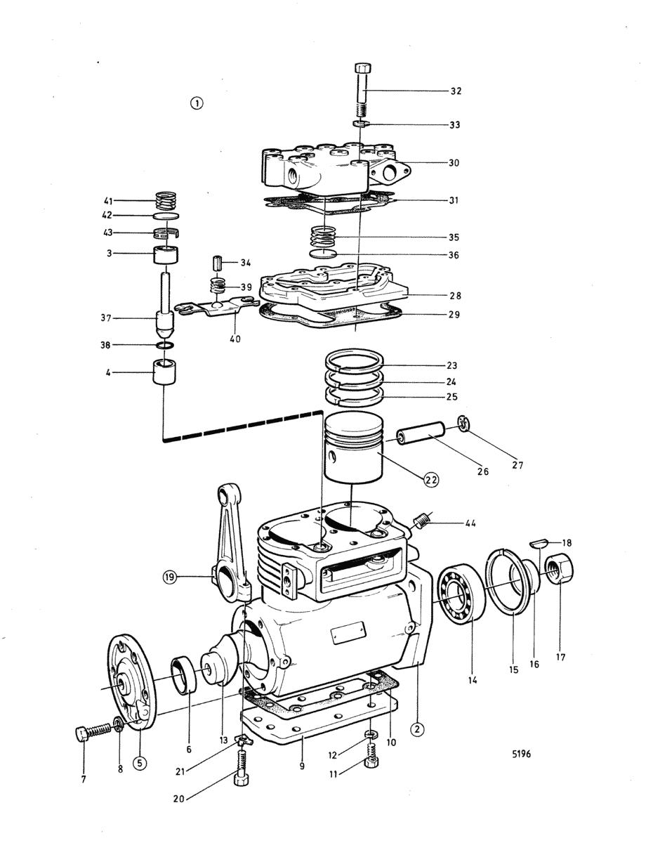 moteurs volvo penta moteur compresseur d 39 air. Black Bedroom Furniture Sets. Home Design Ideas